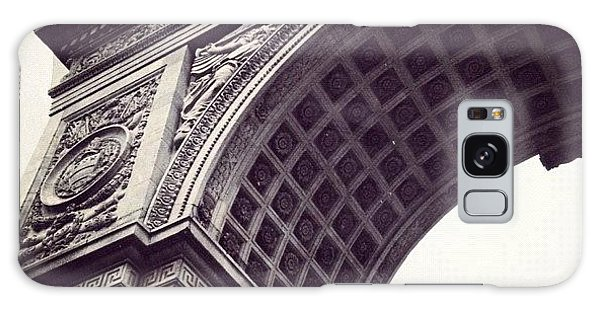 Transportation Galaxy Case - Washington Square Park by Randy Lemoine