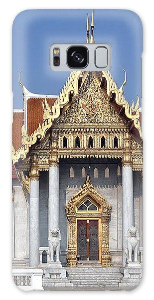 Wat Benchamabophit Ubosot Dthb180 Galaxy Case