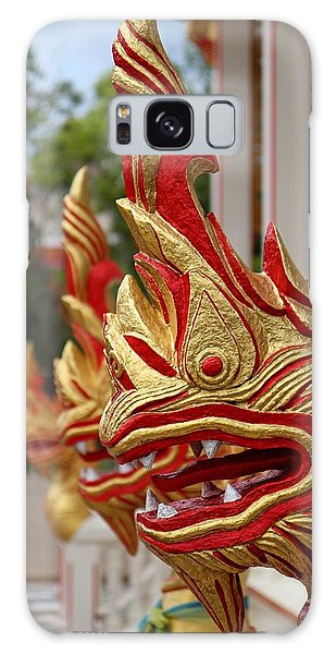 Wat Chalong 3 Galaxy Case
