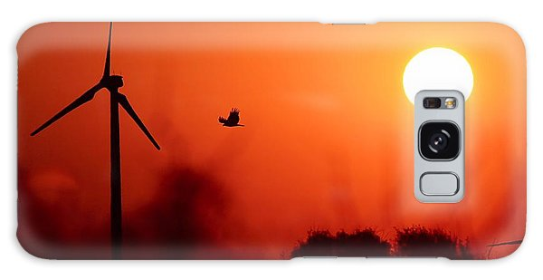 Watching The Sunrise Galaxy Case