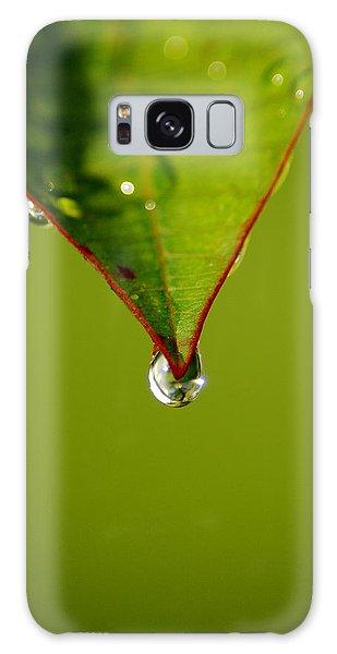 Waterdrop Galaxy Case