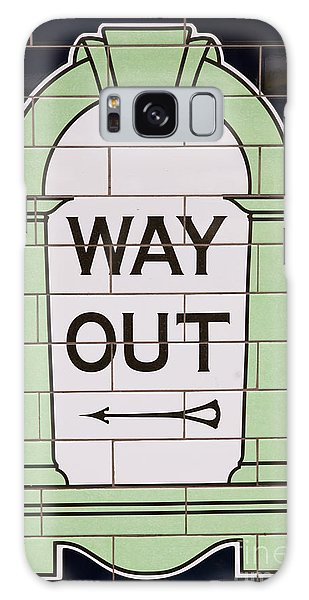 Way Out Galaxy Case