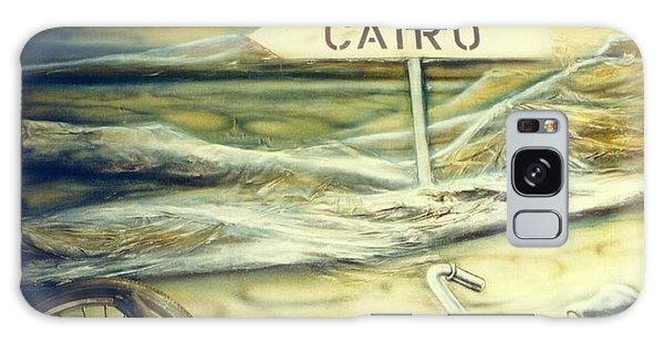 Way To Cairo Galaxy Case
