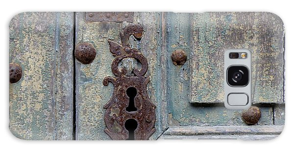 Weathered Galaxy Case by Lainie Wrightson