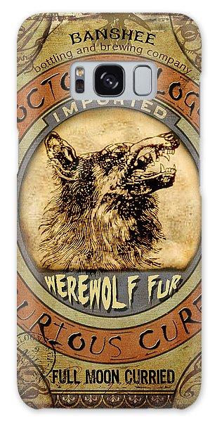 Werewolf Fur  Galaxy Case