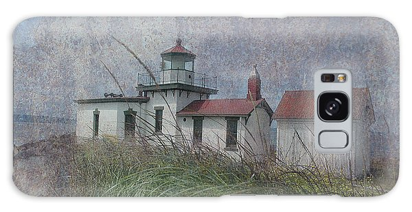 West Point Lighthouse - Seattle Galaxy Case