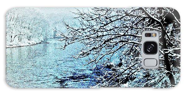 West River Snow Galaxy Case