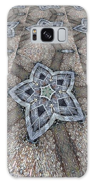 Western Star Tile Galaxy Case by Michelle Frizzell-Thompson