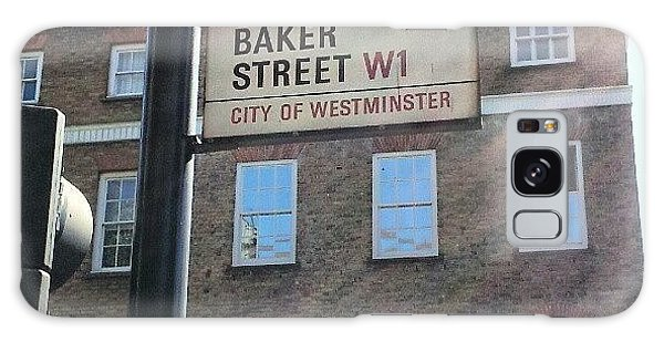 London Galaxy Case - #westminster #bakerstreet #baker by Abdelrahman Alawwad