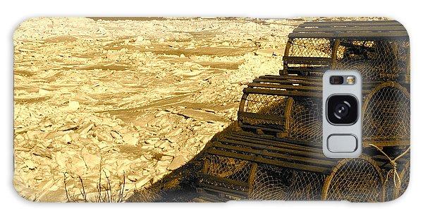 Wharf Traps Galaxy Case