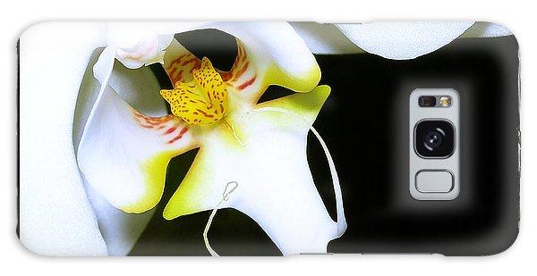 White Elegance Galaxy Case by Judi Bagwell