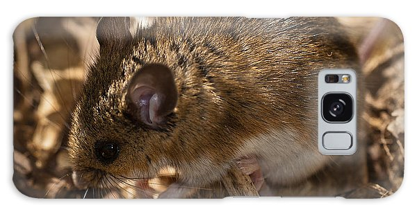 White-footed Mouse Galaxy Case