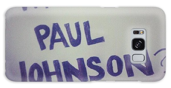 Political Galaxy Case - Who Is Paul Johnson? #ronpaul by Ag E