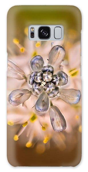 Wild Hyacinth Galaxy Case
