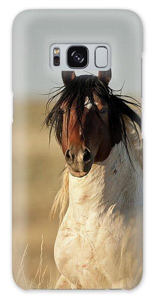 Wild Mustang Band Stallion Galaxy Case