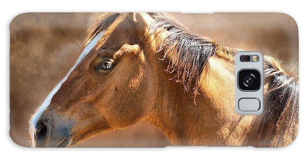 Wild Mustang Galaxy Case