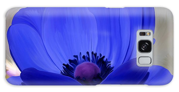 Windflower Galaxy Case