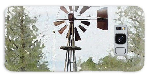Summer Galaxy Case - Windmill II, You Can Sell Your by James Granberry