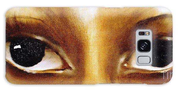 Window To The Soul Galaxy Case by Annemeet Hasidi- van der Leij
