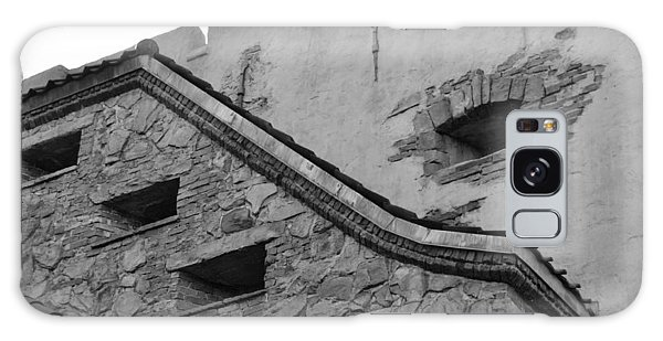 Windowed Wall Galaxy Case by Bonnie Myszka