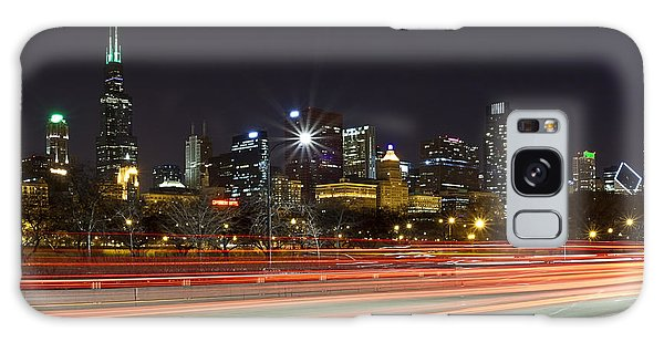Windy City Fast Lane Galaxy Case