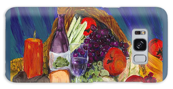 Wine Cornucopia Galaxy Case