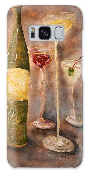 Wine Or Martini? Galaxy Case
