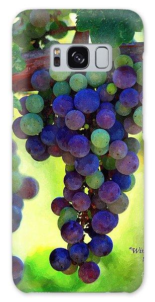 Wine To Be - Art Galaxy Case