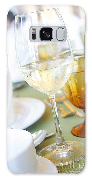 Wineglass Galaxy Case