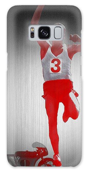 Sportsman Galaxy Case - Winner by Naxart Studio