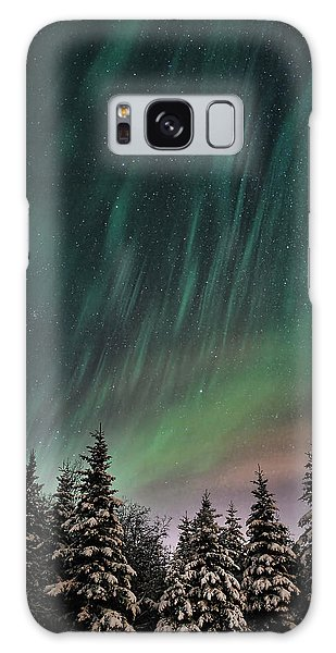 Winter Bliss Galaxy Case