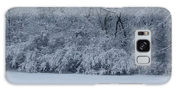 Winter Delight Galaxy Case by Cedric Hampton