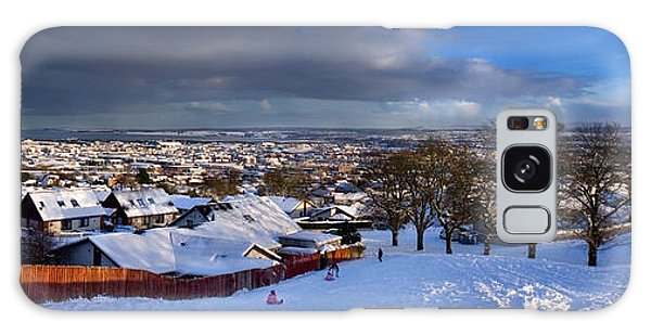 Winter In Inverness Galaxy Case