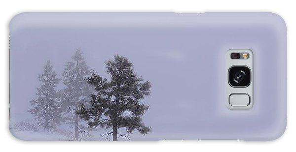 Winter Silence Galaxy Case