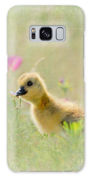 Gosling Galaxy Case - Wonderful New World-2 by Betty LaRue