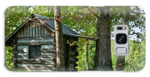 Crossville Galaxy Case - Woodland Cabin 1 by Douglas Barnett
