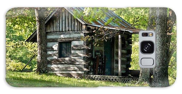 Crossville Galaxy S8 Case - Woodland Cabin 2 by Douglas Barnett