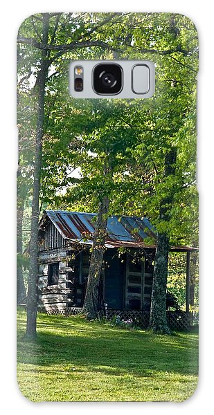 Crossville Galaxy Case - Woodland Cabin 3 by Douglas Barnett
