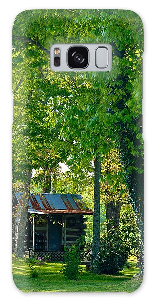 Crossville Galaxy Case - Woodland Cabin 4 by Douglas Barnett