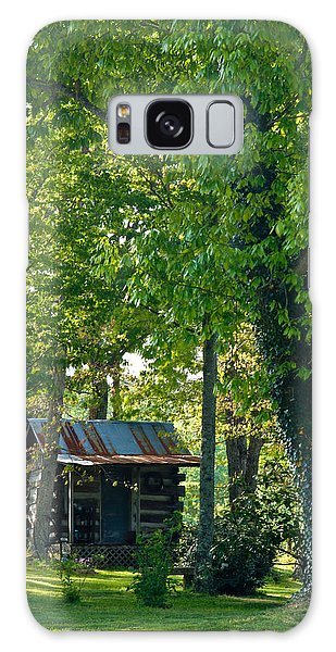 Crossville Galaxy Case - Woodland Cabin 5 by Douglas Barnett