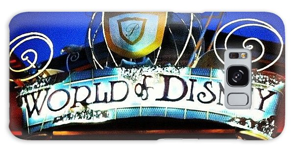 Bright Galaxy Case - World Of Disney by Lea Ward