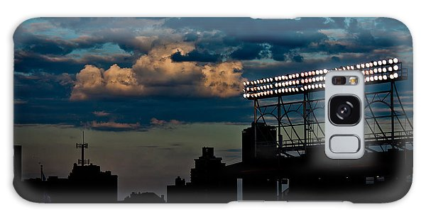 Wrigley Field Light Stand Galaxy Case