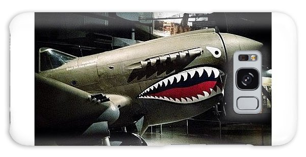 Ww2 Curtiss P-40e Warhawk Galaxy Case