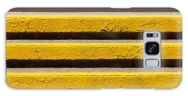 Yellow Steps Galaxy Case