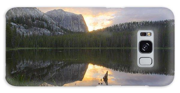 Yellowjacket Lake Galaxy Case