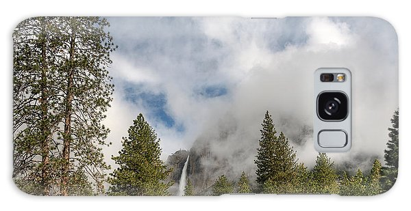 Yosemite Falls Galaxy Case