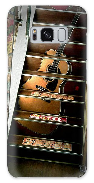 You Can Buy A Guitar Here Galaxy Case