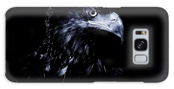 Young Eagle Galaxy Case