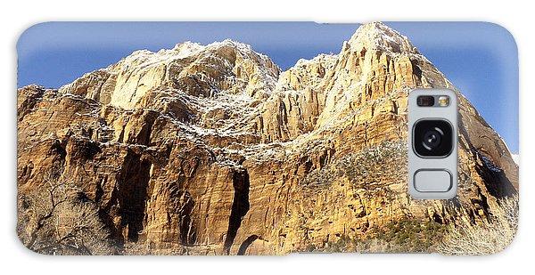 Zion Cliffs Galaxy Case by Bob and Nancy Kendrick