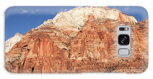 Zion Red Rock Galaxy Case by Bob and Nancy Kendrick
